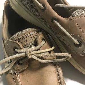 Women's sperry boat shoes 6.5